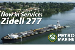 Now in Service: Zidell 277